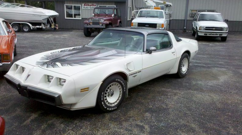 1980 Pontiac Trans Am Automatic presented as lot T33 at St. Charles, IL 2011 - image5
