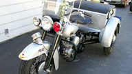 1958 Harley-Davidson G-Police Servi Car 750CC, 3-Speed presented as lot T44 at St. Charles, IL 2011 - thumbail image2