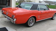 1966 Ford Mustang Coupe 289 CI, Automatic presented as lot T50 at St. Charles, IL 2011 - thumbail image2
