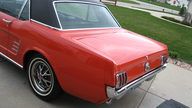 1966 Ford Mustang Coupe 289 CI, Automatic presented as lot T50 at St. Charles, IL 2011 - thumbail image3