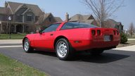 1995 Chevrolet Corvette 5.7L, Automatic presented as lot T52 at St. Charles, IL 2011 - thumbail image4