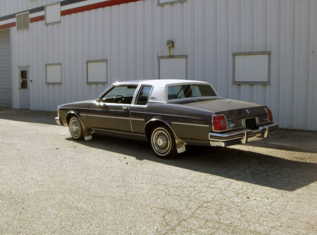 1983 Oldsmobile Delta 88 Royale 2-Door Hardtop 350 CI, Automatic presented as lot T84 at St. Charles, IL 2011 - image3