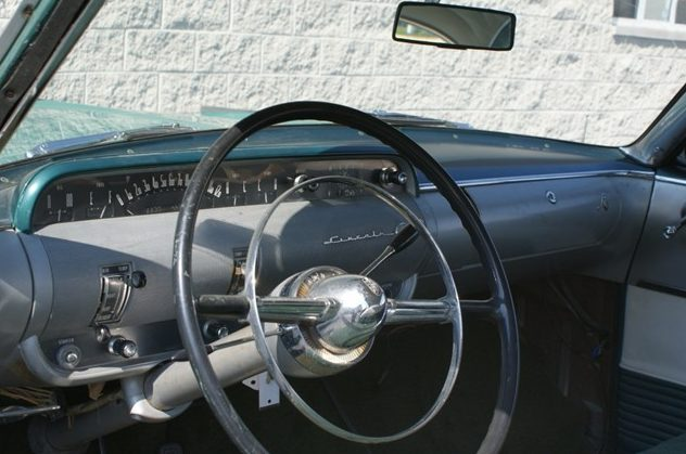 1953 Lincoln Capri Coupe 318/205 HP, Automatic presented as lot T74 at St. Charles, IL 2011 - image6