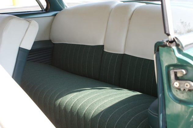 1953 Lincoln Capri Coupe 318/205 HP, Automatic presented as lot T74 at St. Charles, IL 2011 - image7