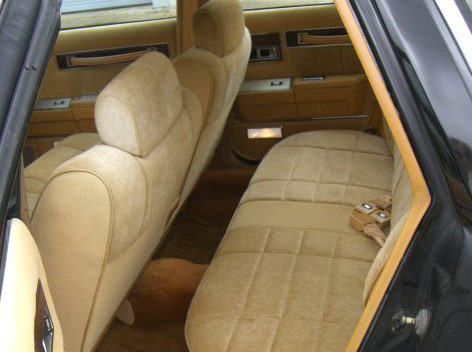 1985 Chrysler Lebaron Town And Country Automatic presented as lot T77 at St. Charles, IL 2011 - image5