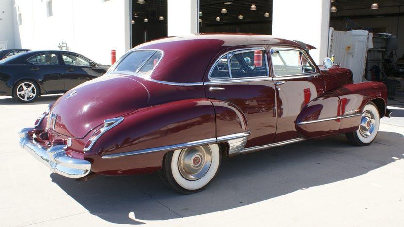 1941 Cadillac Series 62 4-Door Sedan 341/150 HP, Manual presented as lot T81 at St. Charles, IL 2011 - image2