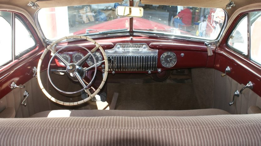 1941 Cadillac Series 62 4-Door Sedan 341/150 HP, Manual presented as lot T81 at St. Charles, IL 2011 - image3