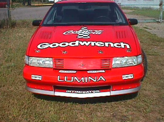 1994 Chevrolet Lumina Earnhardt Edition presented as lot T100 at St. Charles, IL 2011 - image4