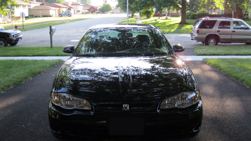 2004 Chevrolet Monte Carlo LS Coupe presented as lot T124 at St. Charles, IL 2011 - image2