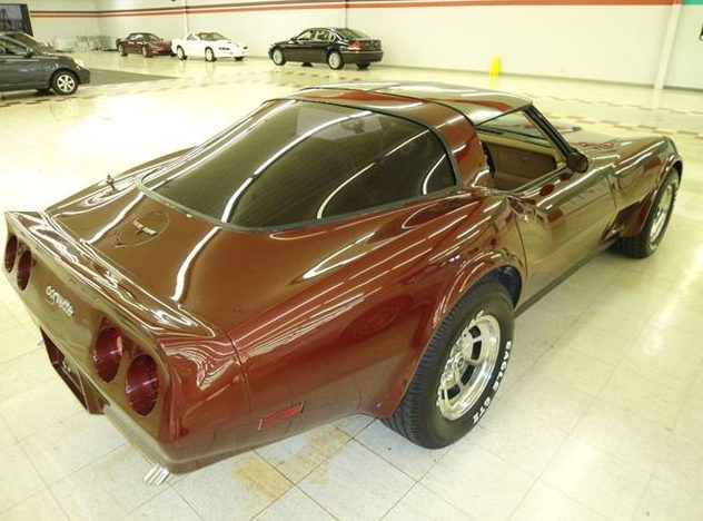 1981 Chevrolet Corvette Coupe 350 CI, Automatic presented as lot T138 at St. Charles, IL 2011 - image2