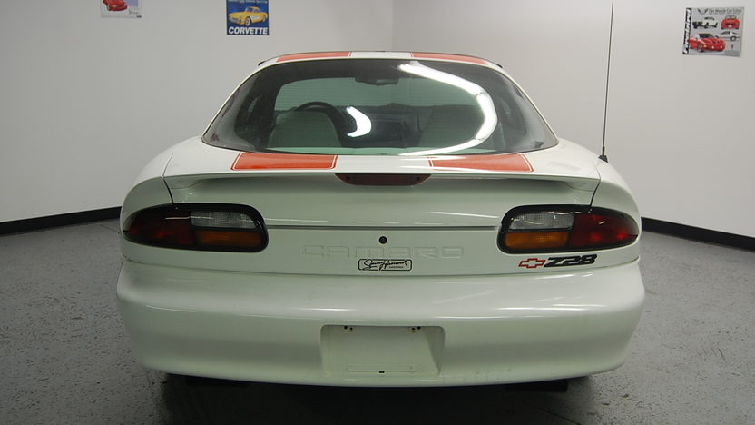 1997 Chevrolet Camaro Z28 Automatic presented as lot F77 at St. Charles, IL 2011 - image4