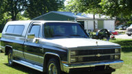 1984 Chevrolet Silverado Pickup 305 CI, Automatic presented as lot T140 at St. Charles, IL 2011 - thumbail image3