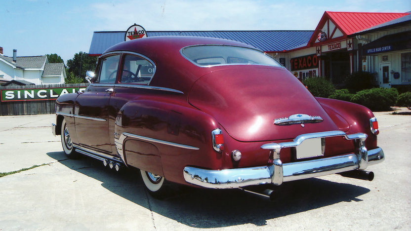 1952 Chevrolet Fleetline Deluxe 2-Door 235 CI, Automatic presented as lot T152 at St. Charles, IL 2011 - image2