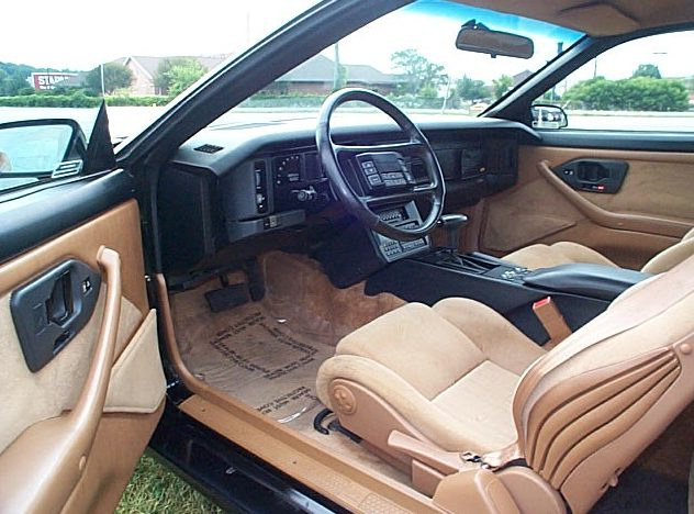 1988 Pontiac Trans Am GTA Notchback 350 CI, Automatic presented as lot T154 at St. Charles, IL 2011 - image5