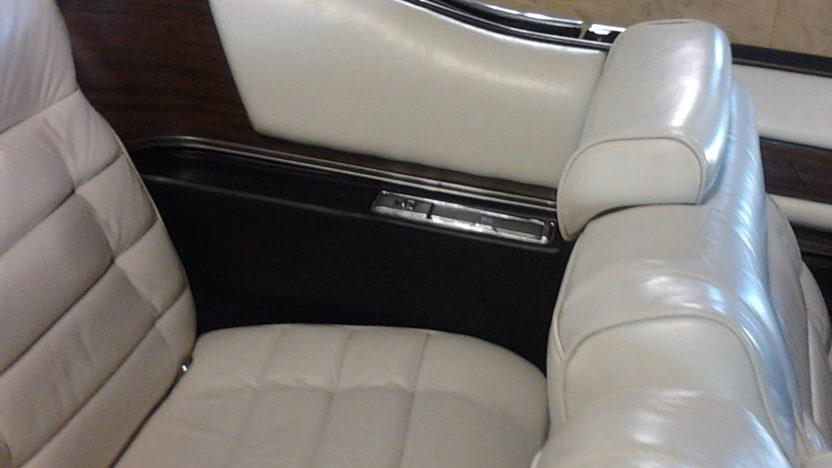 1976 Cadillac Eldorado Convertible presented as lot T170 at St. Charles, IL 2011 - image5