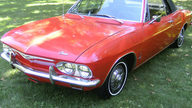 1965 Chevrolet Corvair Monza Convertible presented as lot T279 at St. Charles, IL 2011 - thumbail image7