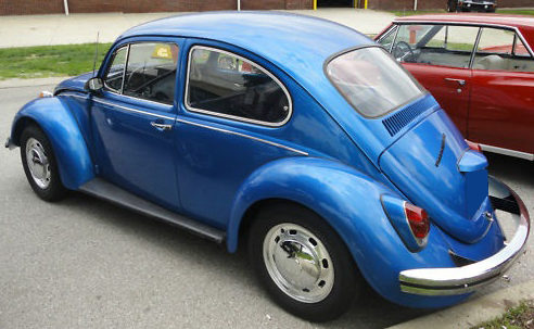 1968 Volkswagen Beetle presented as lot T281 at St. Charles, IL 2011 - image4
