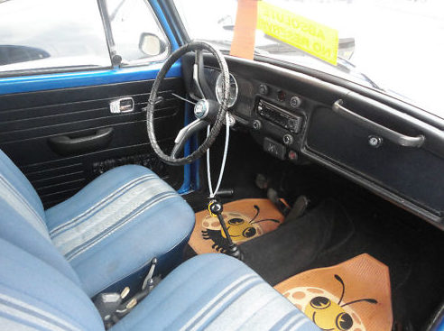 1968 Volkswagen Beetle presented as lot T281 at St. Charles, IL 2011 - image5