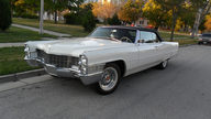 1965 Cadillac Deville Convertible 429/375 HP, Automatic presented as lot T285 at St. Charles, IL 2011 - thumbail image8