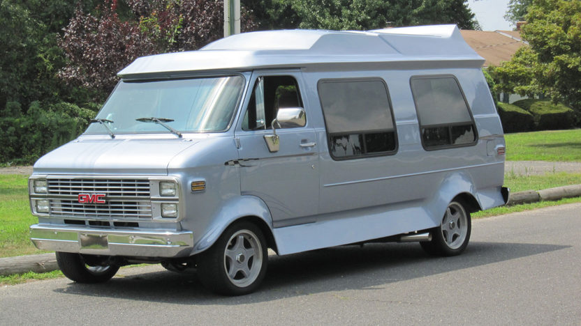 1985 GMC  Van 383/425 HP, Automatic presented as lot T177 at St. Charles, IL 2011 - image8
