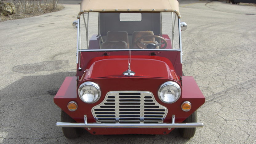 1966 Austin Mini presented as lot T184 at St. Charles, IL 2011 - image5
