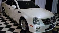 2010 Cadillac STS Sedan presented as lot T186 at St. Charles, IL 2011 - thumbail image3