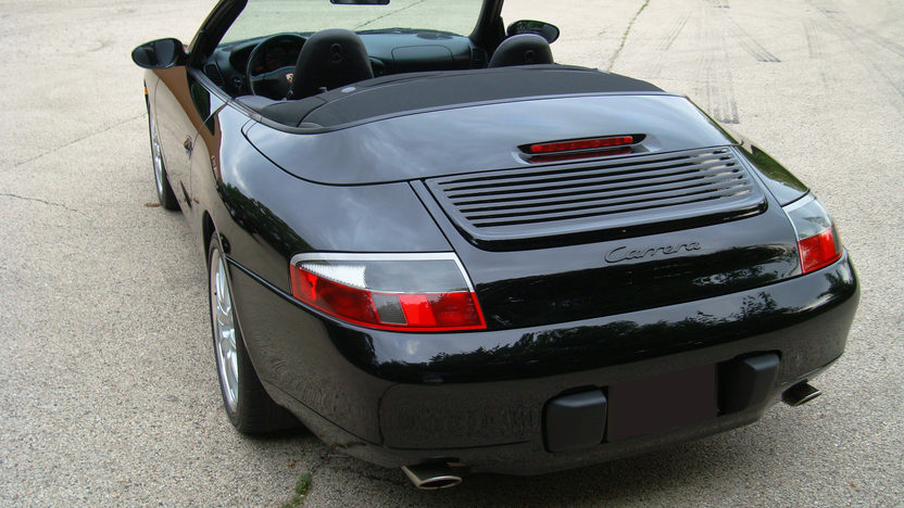 2001 Porsche 911 Carrera Convertible presented as lot T203 at St. Charles, IL 2011 - image3