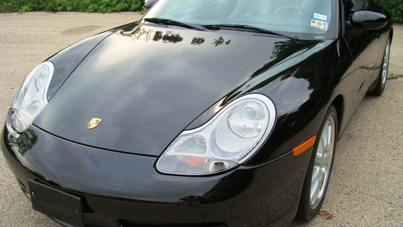 2001 Porsche 911 Carrera Convertible presented as lot T203 at St. Charles, IL 2011 - image4