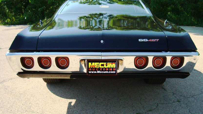 1968 Chevrolet Impala SS Replica presented as lot T208 at St. Charles, IL 2011 - image3