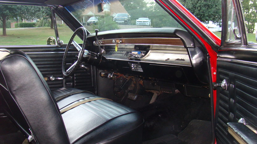 1967 Chevrolet Chevelle 396/375 HP, Automatic presented as lot T212 at St. Charles, IL 2011 - image6