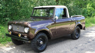 1962 International Scout 4x4 Pickup 151 CI, 3-Speed presented as lot T226 at St. Charles, IL 2011 - thumbail image2