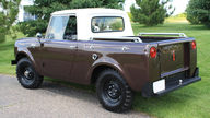 1962 International Scout 4x4 Pickup 151 CI, 3-Speed presented as lot T226 at St. Charles, IL 2011 - thumbail image3