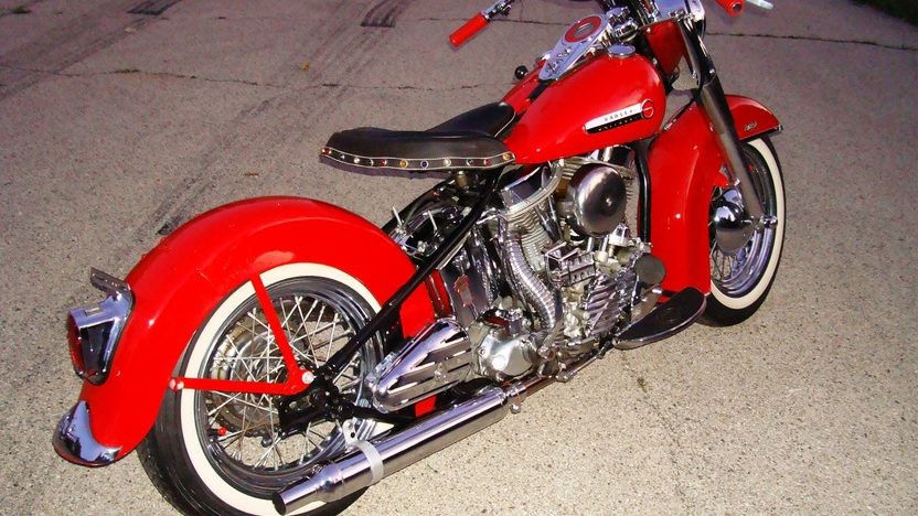 1948 Harley-Davidson  presented as lot T229 at St. Charles, IL 2011 - image3