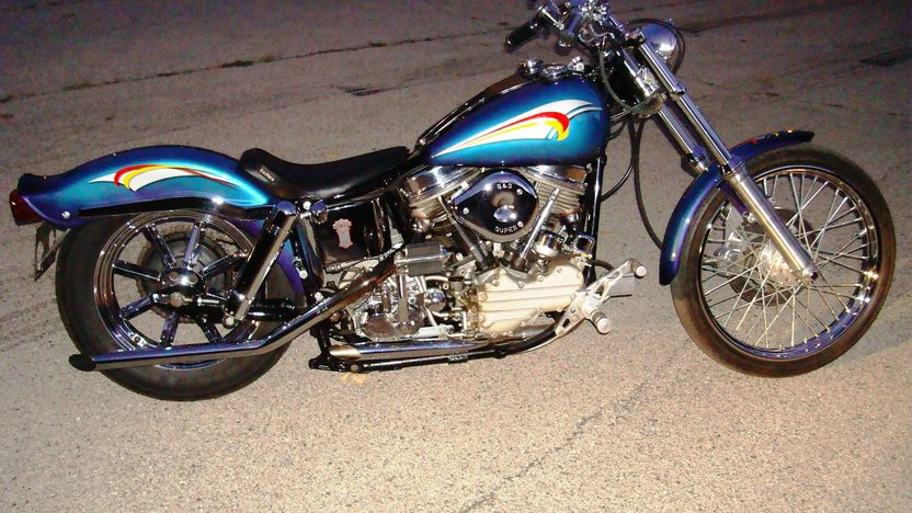 1949 Harley-Davidson  presented as lot T230 at St. Charles, IL 2011 - image8