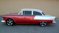 1955 Chevrolet 210 2-Door 396/375 HP, Automatic presented as lot T237 at St. Charles, IL 2011 - thumbail image3