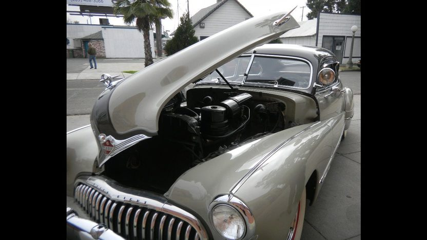 1947 Buick Roadmaster Sedanette presented as lot T249 at St. Charles, IL 2011 - image7