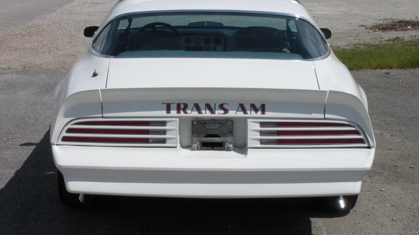 1977 Pontiac Trans Am 400/180 HP, Automatic presented as lot T262 at St. Charles, IL 2011 - image5