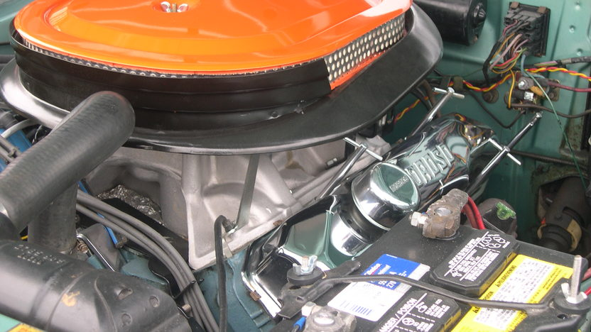 1967 Plymouth Belvedere I Coupe 440 CI, Automatic presented as lot T267 at St. Charles, IL 2011 - image7