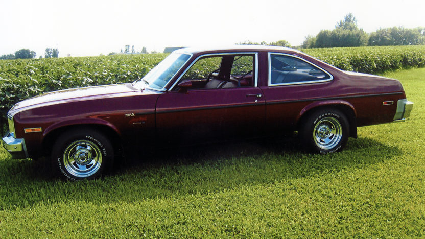 1979 Chevrolet Nova 305 CI, Automatic presented as lot T275 at St. Charles, IL 2011 - image2