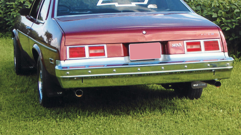 1979 Chevrolet Nova 305 CI, Automatic presented as lot T275 at St. Charles, IL 2011 - image3