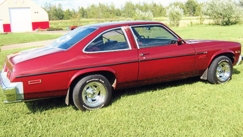 1979 Chevrolet Nova 305 CI, Automatic presented as lot T275 at St. Charles, IL 2011 - image4