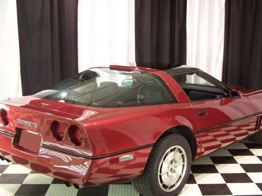 1986 Chevrolet Corvette presented as lot F7 at St. Charles, IL 2011 - image2