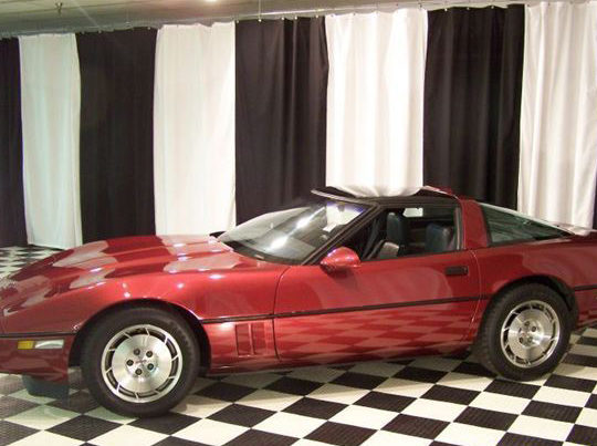 1986 Chevrolet Corvette presented as lot F7 at St. Charles, IL 2011 - image4