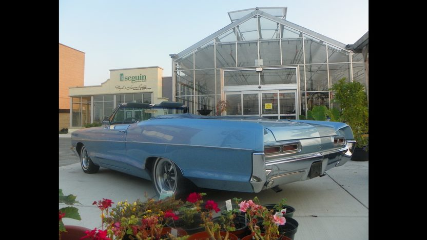 1966 Pontiac Catalina Convertible 389/290 HP, Automatic presented as lot F10 at St. Charles, IL 2011 - image3