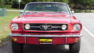 1965 Ford Mustang Convertible 289/225 HP, Automatic presented as lot F20 at St. Charles, IL 2011 - thumbail image4