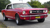 1965 Ford Mustang Convertible 289/225 HP, Automatic presented as lot F20 at St. Charles, IL 2011 - thumbail image8