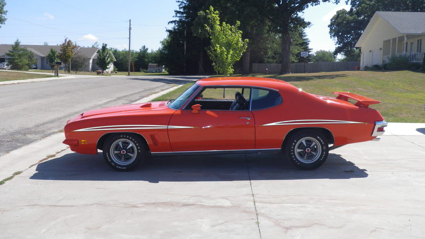 1972 Pontiac Lemans GTO Judge Replica 400 CI, 4-Speed presented as lot F23 at St. Charles, IL 2011 - image4