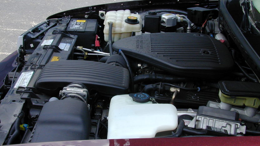 1996 Chevrolet Impala SS 5.7L, Automatic presented as lot F25 at St. Charles, IL 2011 - image7