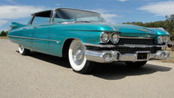 1959 Cadillac Flat Top Sedan 390/325 HP, Automatic presented as lot F32 at St. Charles, IL 2011 - thumbail image4