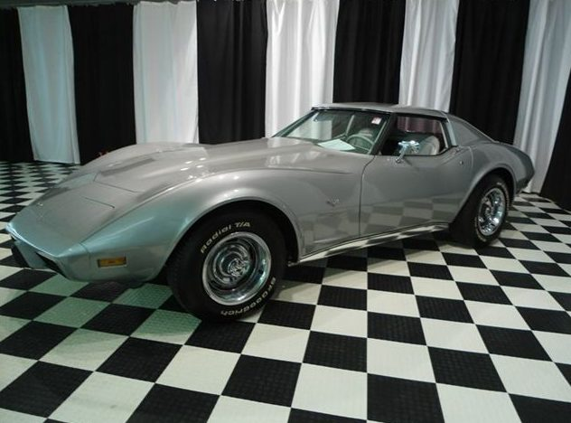 1977 Chevrolet Corvette 350 CI, 4-Speed presented as lot F44 at St. Charles, IL 2011 - image4